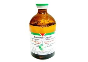 Caco Iron Copper. Antianémico Para Equinos. Caballos