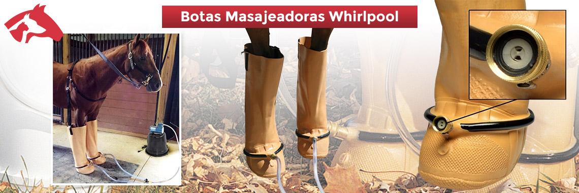 Botas Masajeadoras Whirlpool