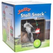 Juego Jolly Stall Snack Para Caballo